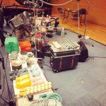 ガラクタ楽器の数々